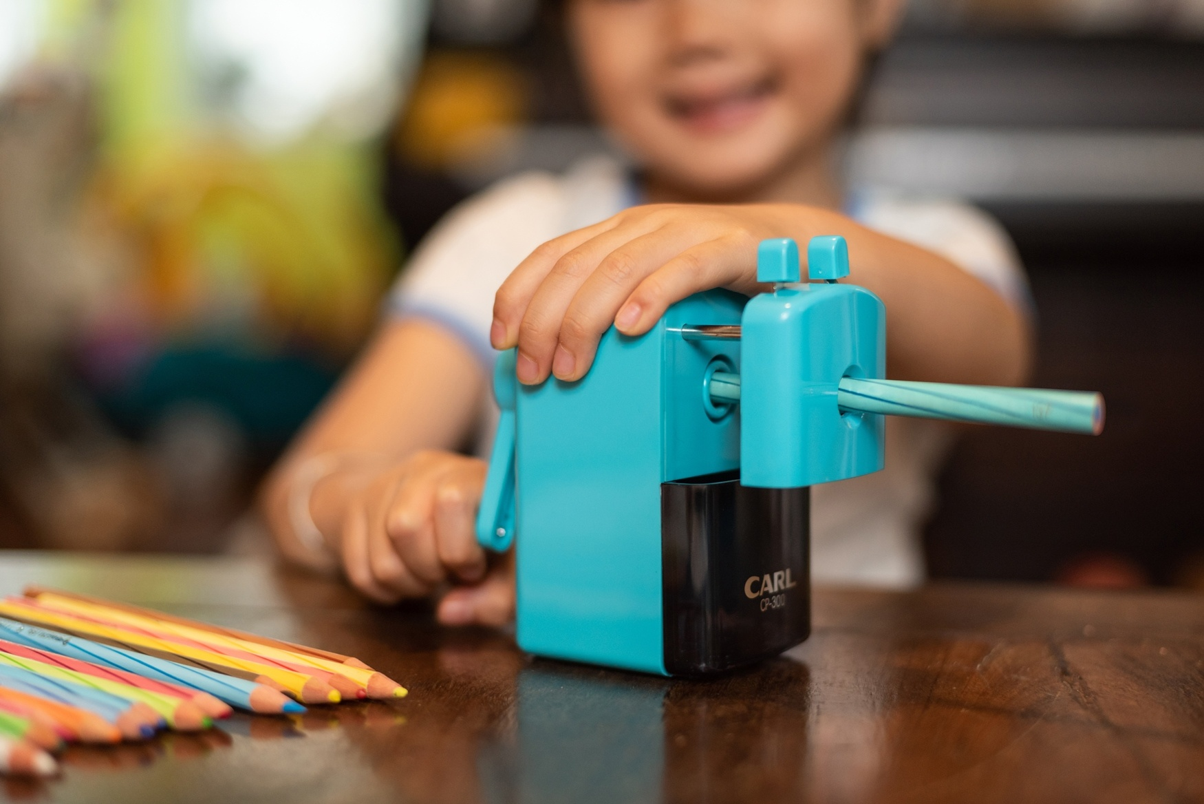 Pencil sharpener for Jumbo Pencils | CP-300