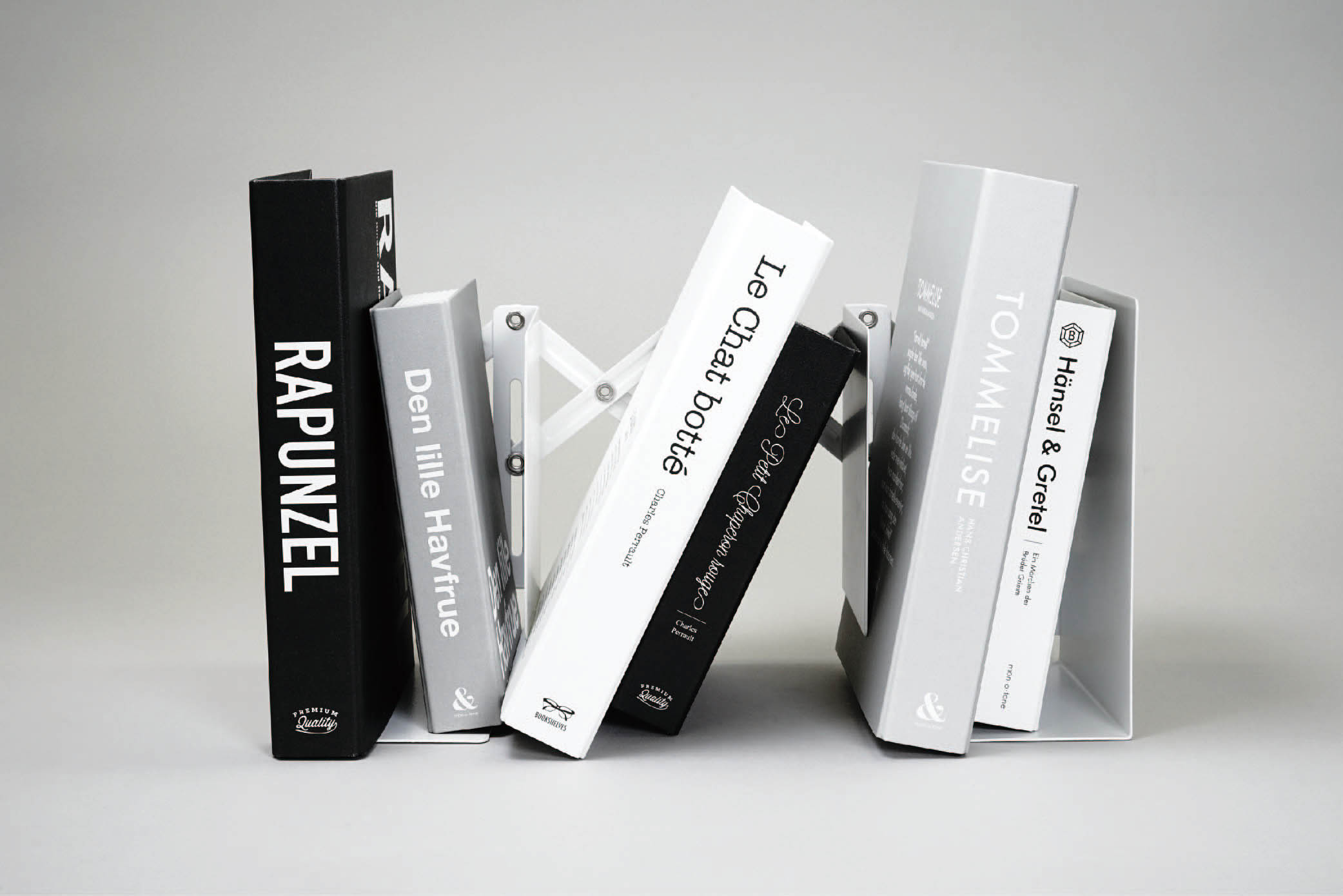 Telescopic Bookend | ALB-55