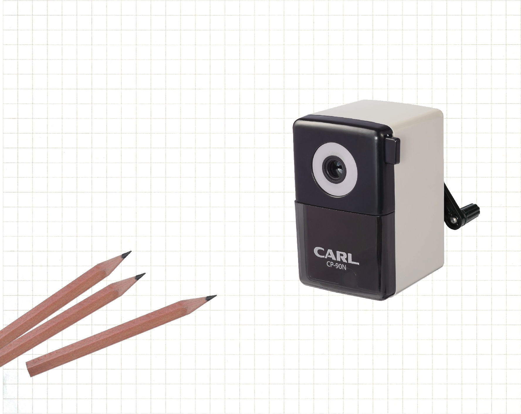 Compact Size Pencil Sharpener | CP-90N