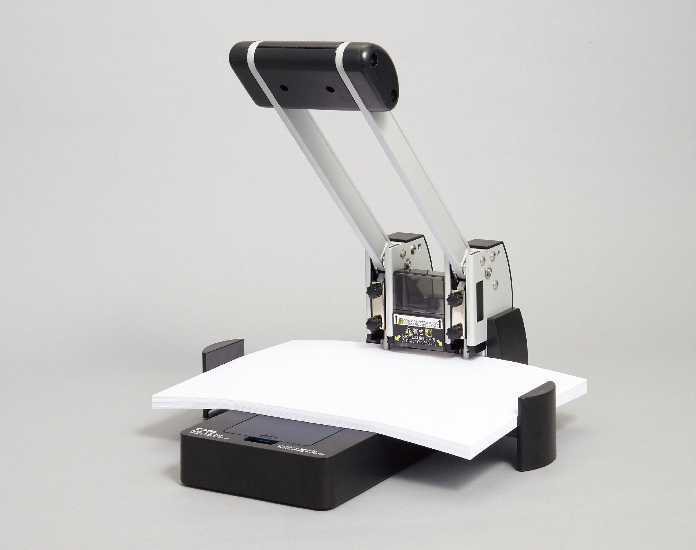 150张纸 人体工学强力打孔机 | 122N