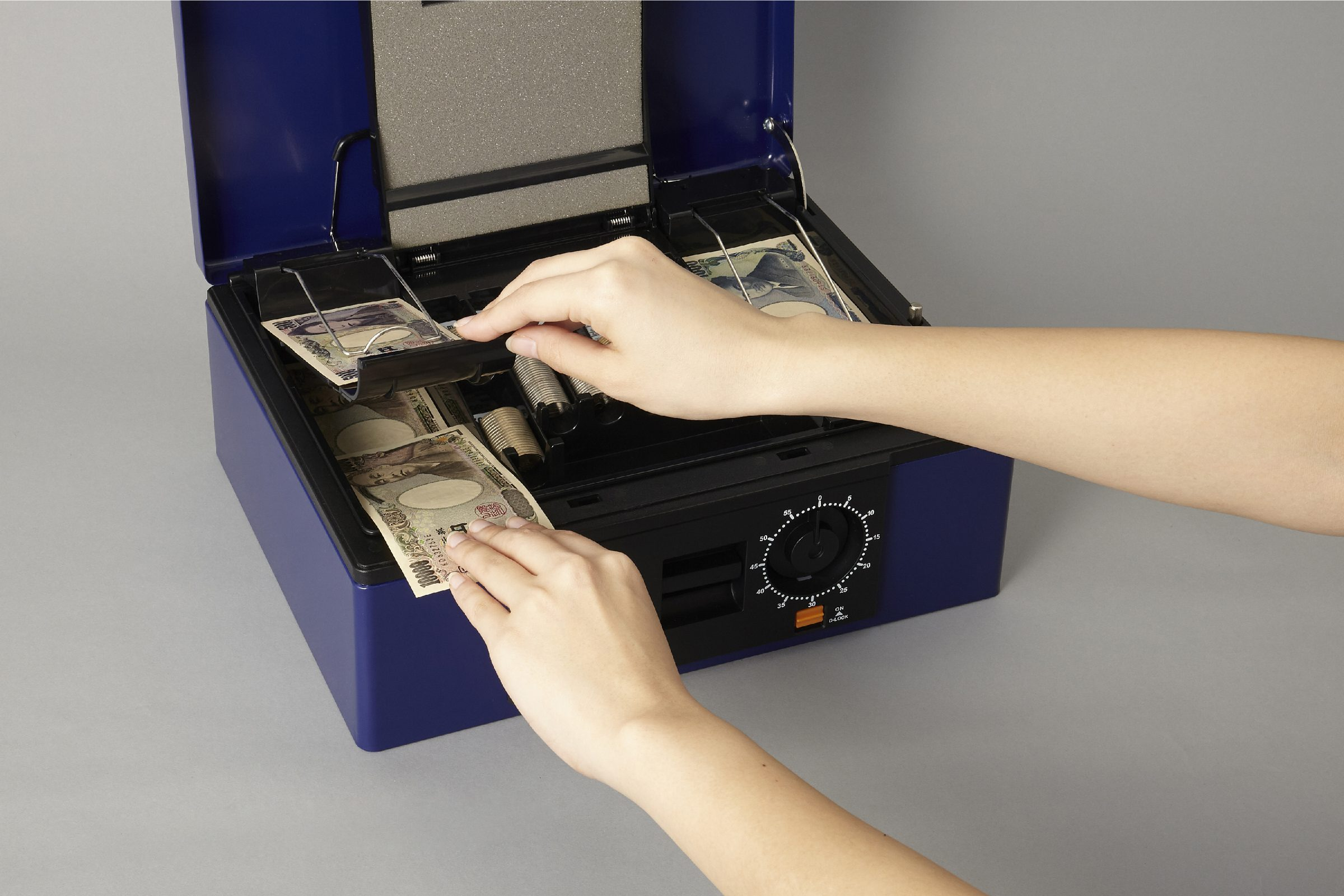 Premium Series Cash Boxes | CB-8570, 8670, 8770